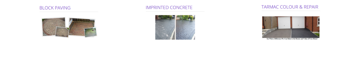 Pressure Washing Cleaning and Sealing