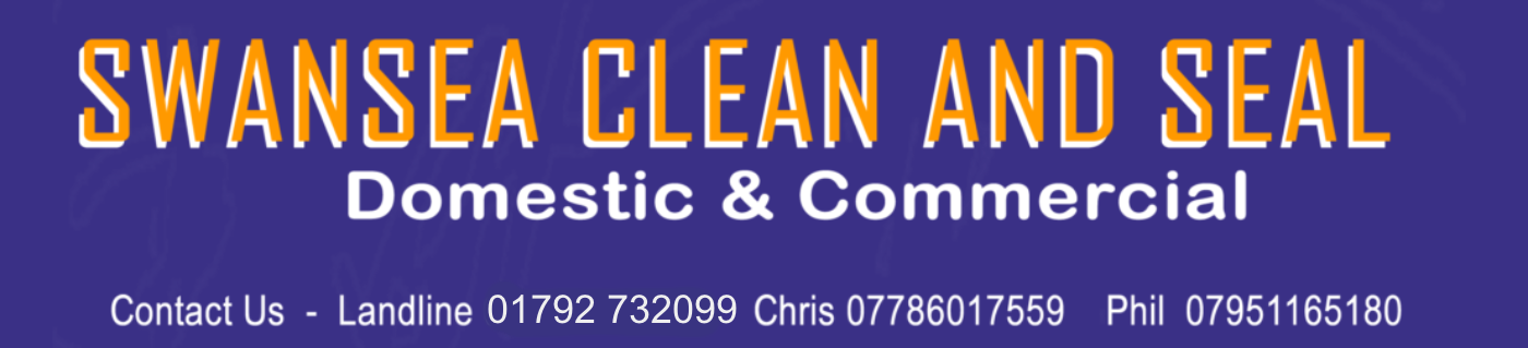 Swansea clean and seal